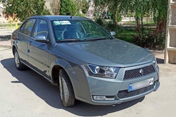 خرید خودرو دنا ساده - 1400