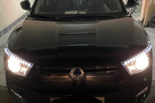 خرید خودرو سانگ یانگ تیوولی الیت - 2016