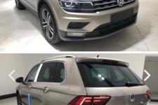 خرید خودرو فولکس واگن تیگوان - 2018