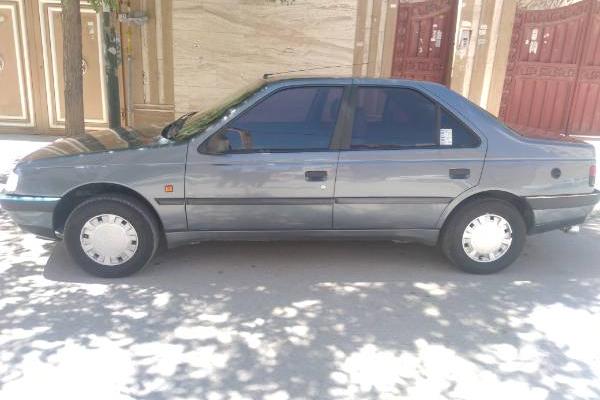 خرید خودرو پژو 405 GLX دوگانه سوز - 1395