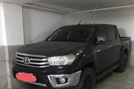 خرید خودرو تویوتا هایلوکس دو کابین شاسی بلند دنده ای - 2016