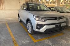 خرید خودرو سانگ یانگ تیوولی آرمور - 2018