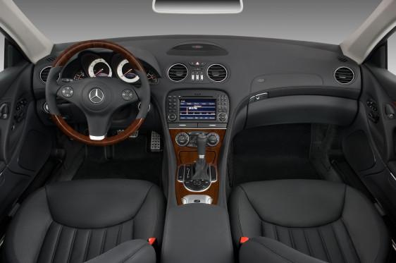 مشخصات فنی بنز SL - R230 facelift