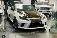 خرید خودرو لکسوس IS 300 کروک - 2012
