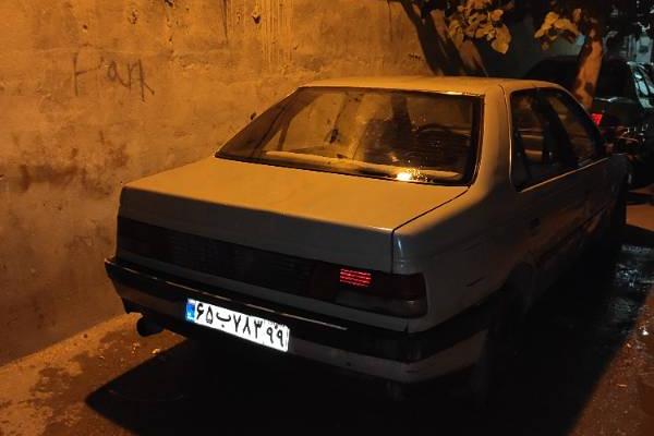خرید خودرو پژو RD بنزینی - 1381