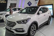 خرید خودرو هیوندای سانتافه (ix45) 4 سیلندر دو دیفرانسیل - 2018