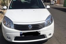 خرید خودرو رنو ساندرو اتوماتیک - 1396