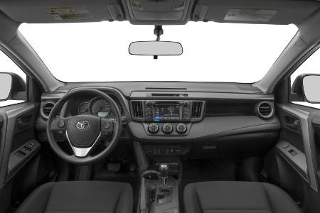 مشخصات فنی تویوتا راو 4 - نسل چهارم facelift
