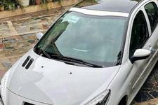 خرید خودرو پژو 207 اتوماتیک پانوراما - 1400