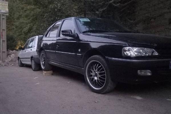 خرید خودرو پژو پارس ساده - 1389