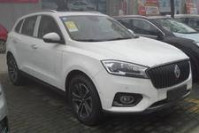 خرید خودرو بورگوارد BX7 - 2018