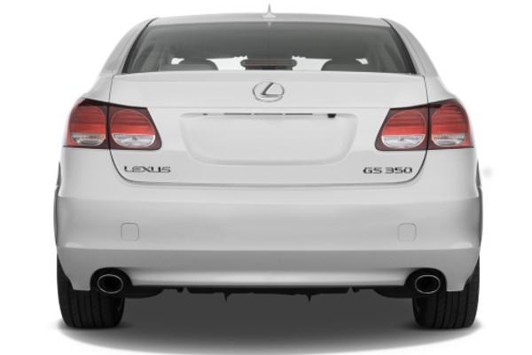 مشخصات فنی لکسوس GS - نسل سوم facelift