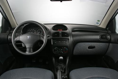مشخصات فنی پژو 206 SD