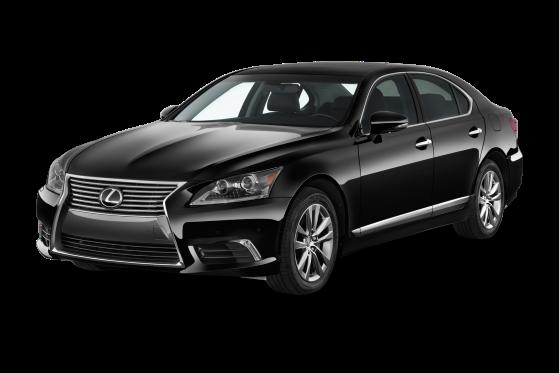 مشخصات فنی لکسوس LS - نسل چهارم facelift