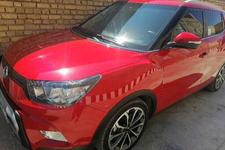 خرید خودرو سانگ یانگ تیوولی آرمور - 2017