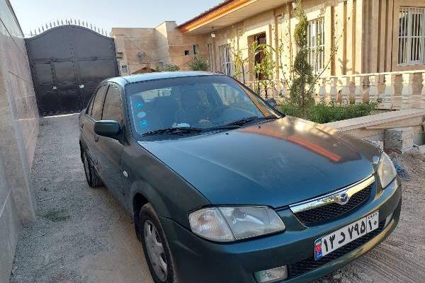 خرید خودرو مزدا 323 تیپ 2 - 1380