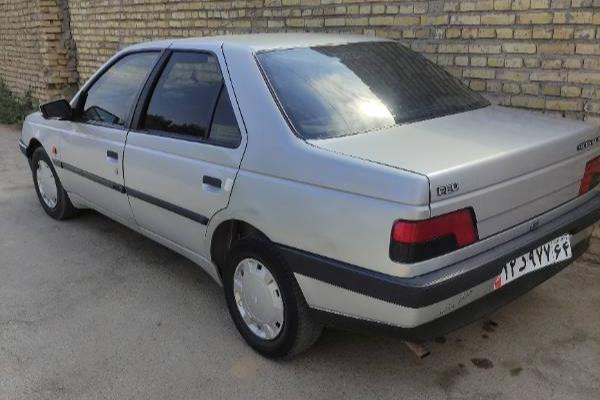 خرید خودرو پژو 405 GLX بنزینی - 1385
