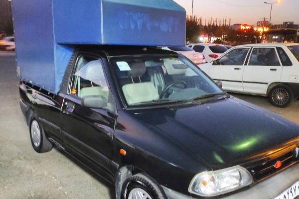 خرید خودرو پراید وانت 151 SE - 1395