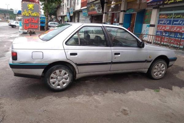 خرید خودرو پژو Roa ساده - 1388