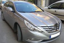 خرید خودرو هیوندای سوناتا YF - 2012
