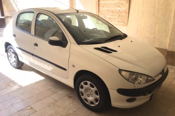 خرید خودرو پژو 206 تیپ 5 - 1394