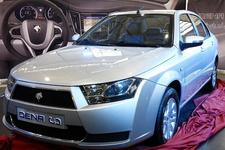 خرید خودرو دنا ساده - 1399