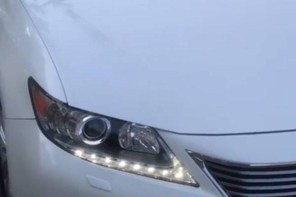 خرید خودرو لکسوس ES 250 - 2014
