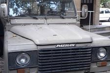 خرید خودرو پاژن SUV - دو در - 1372