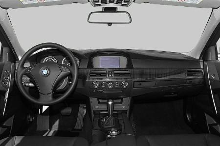 مشخصات فنی بی ام و سری 5 - E60