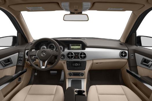 مشخصات فنی بنز GLK-X204 facelift