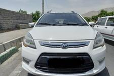 خرید خودرو لیفان X50 اتوماتیک - 1395