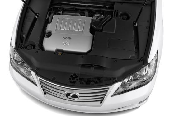 مشخصات فنی لکسوس ES - نسل پنجم (XV40)
