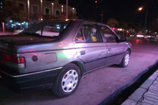 خرید خودرو پژو Roa ساده - 1386