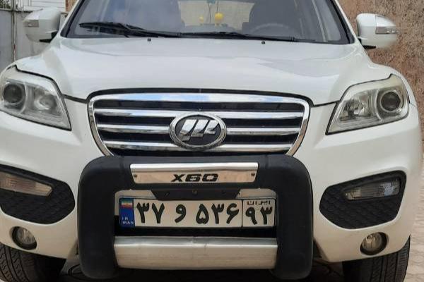 خرید خودرو لیفان X60 دنده ای - 1393