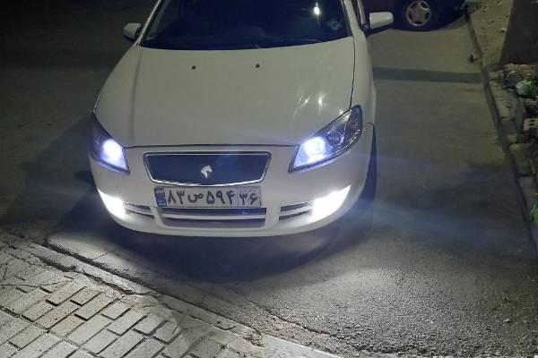 خرید خودرو رانا LX - 1393