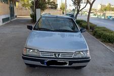 خرید خودرو پژو 405 GLX دوگانه سوز - 1393
