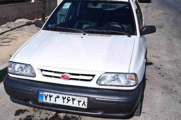 خرید خودرو پراید 131 SE - 1396