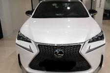 خرید خودرو لکسوس NX 200T Fsport - 2017