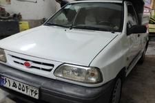 خرید خودرو پراید وانت 151 SE - 1394