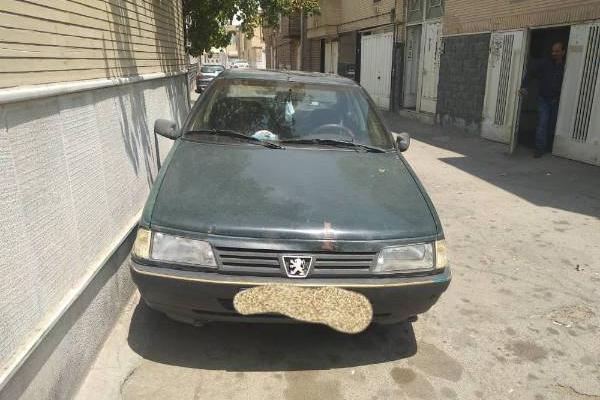 خرید خودرو پژو RD دوگانه سوز - 1383