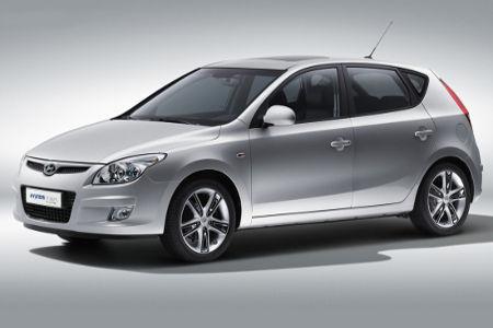 مشخصات فنی هیوندای i30 - نسل اول