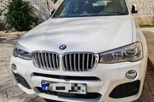 خرید خودرو بی ام و X4 28i - 2017