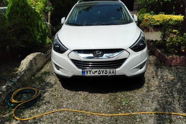 خرید خودرو هیوندای توسان (ix35) 2.4 لیتر - 2014