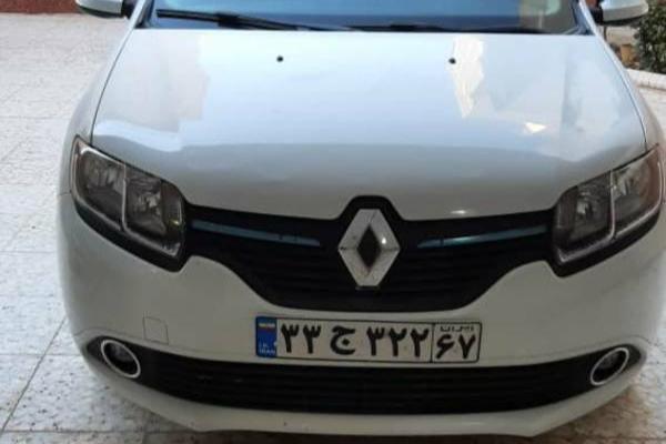 خرید خودرو رنو سیمبل PE - 2016