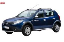 خرید خودرو رنو ساندرو استپ وی دنده ای - 1396