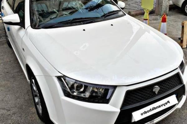 خرید خودرو دنا پلاس توربو - 1399