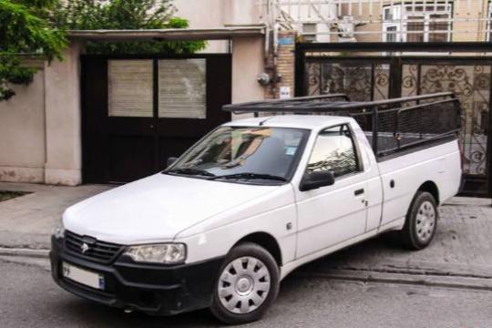 خرید خودرو آریسان وانت دوگانه سوز - 1396
