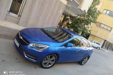 خرید خودرو چری آریزو 5 اتوماتیک اکسلنت - 1396
