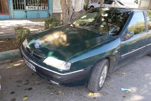 خرید خودرو سیتروئن زانتیا 2000 - 1381