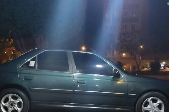 خرید خودرو پژو پارس ساده - 1380